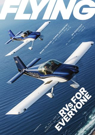 Flying USA   September 2020