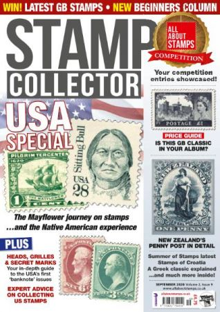 Stamp Collector   September 2020