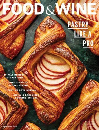 Food & Wine USA   September 2020