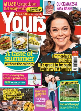 Yours UK   25 August 2020
