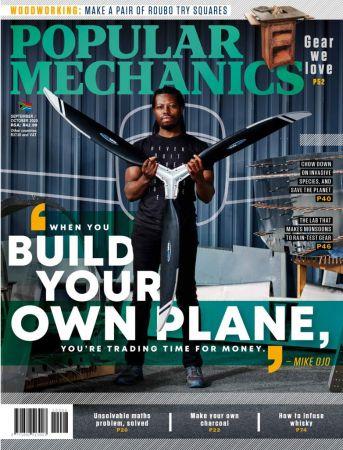 Popular Mechanics South Africa   September 2020