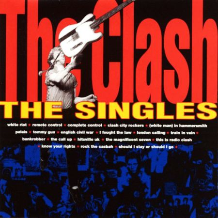 The Clash ‎- The Singles (2000)