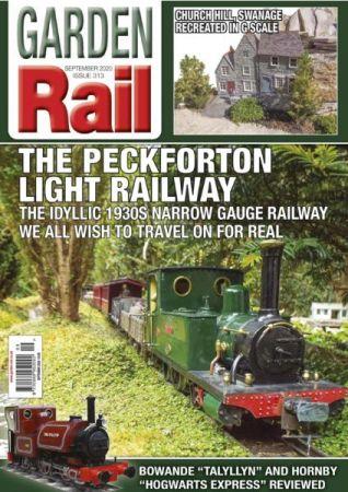 Garden Rail   Issue 313, September 2020