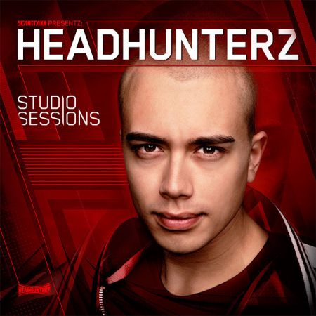 Headhunterz - Studio Sessions (2010)