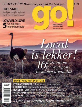 go! South Africa   September 2020