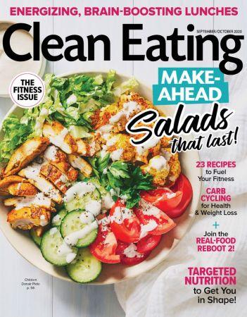 Clean Eating   September/October 2020 (True PDF)