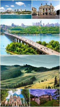 Wonderful Ukraine collection wallpapers