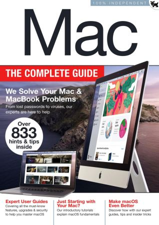 Mac The Compelet Guide   3rd Edition 2020