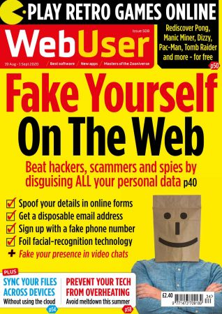 WebUser   Issue 508, 19 August 2020