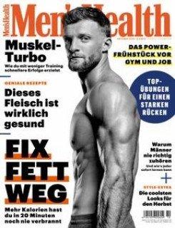 Men's Health Germany   Oktober 2020