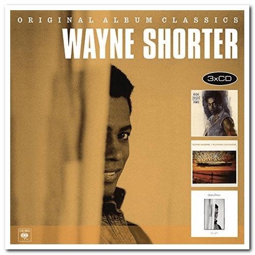 Wayne Shorter   Original Album Classics (2014) MP3