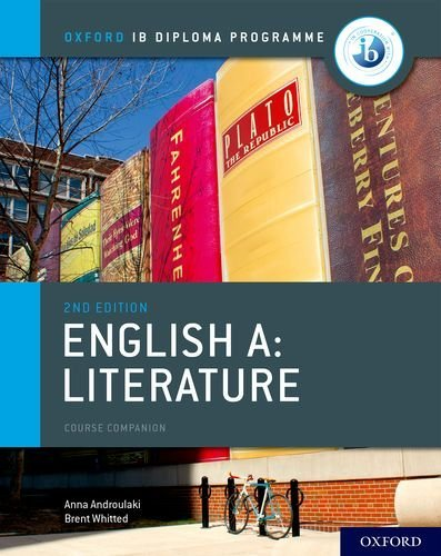 IB English A: Literature IB English A: Literature Course Book, 2nd Edition