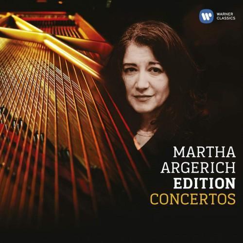 Martha Argerich - Edition Concertos (2011)