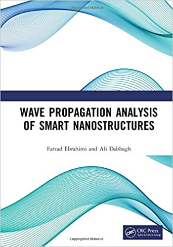 Wave Propagation Analysis of Smart Nanostructures