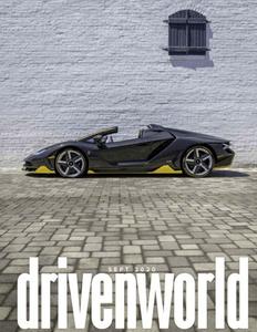 Driven World   September 2020