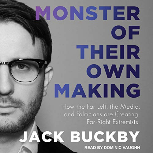 Monster of Their Own Making: How the Far Left, the Media, and Politicians Are Creating Far Right Extremists (Audiobook)