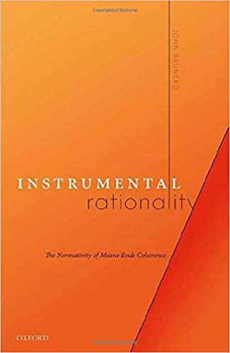 Instrumental Rationality: The Normativity of Means Ends Coherence