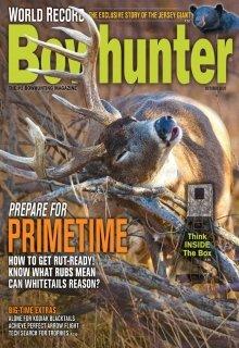 Bowhunter   October 2020