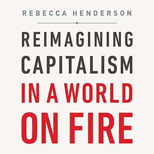 Reimagining Capitalism in a World on Fire [Audiobook]