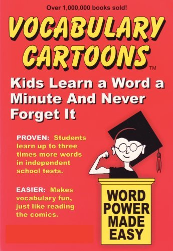Vocabulary Cartoons: Kids Learn a Word a Minute and Never Forget It