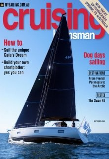Cruising Helmsman   October 2020