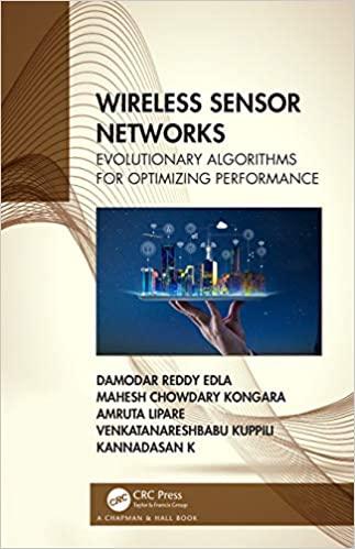 Wireless Sensor Networks: Evolutionary Algorithms for Optimizing Performance