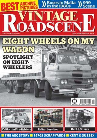 Vintage Roadscene   March 2020