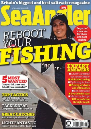 Sea Angler   Issue 588 , 2020
