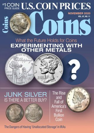 Coins   November 2020
