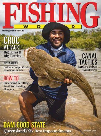 Fishing World   October 2020