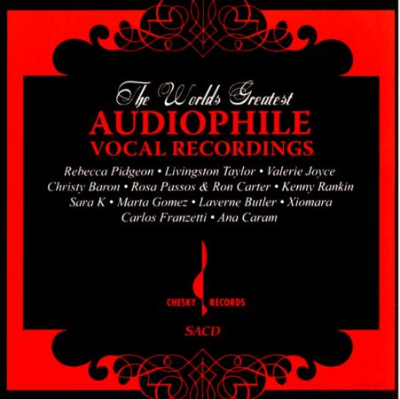 VA   The Worlds Greatest Audiophile Vocal Recordings (2006)