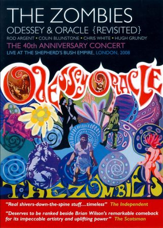 The Zombies ‎- Odessey & Oracle (The 40th Anniversary Concert) (2008)