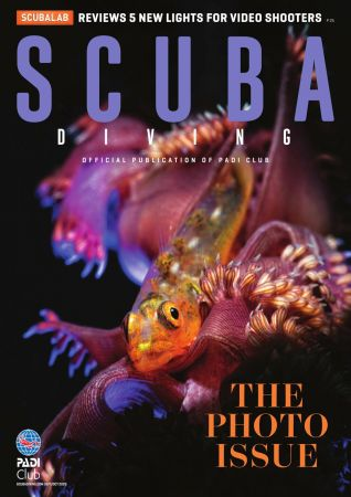 Scuba Diving   September/October 2020
