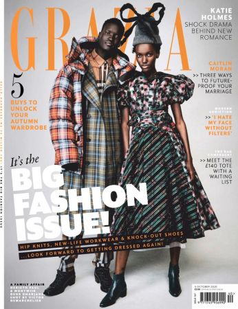 Grazia UK   05 October 2020