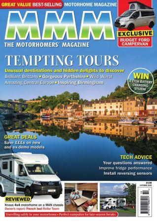 The Motorhomers Magazine MMM   October 2020