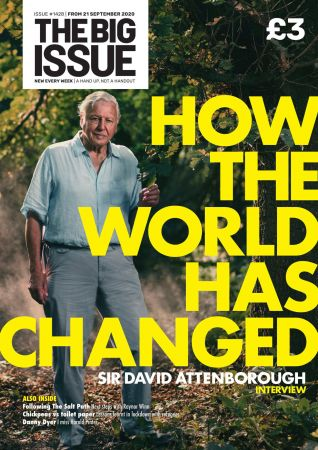 The Big Issue - 21 September 2020
