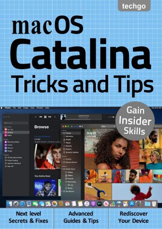 Mac Os Catalina Tricks And Tips   2nd Edition 2020