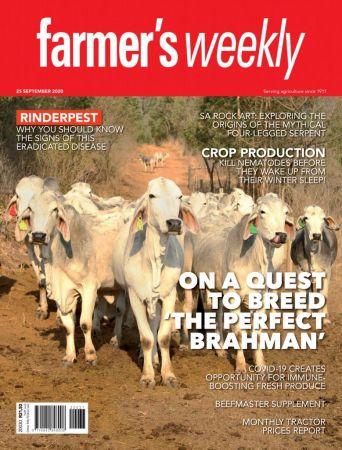 Farmer's Weekly   25 September 2020