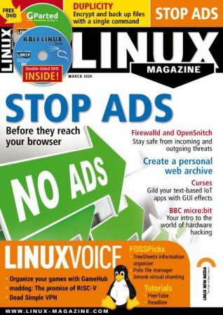 Linux Magazine USA   March 2020