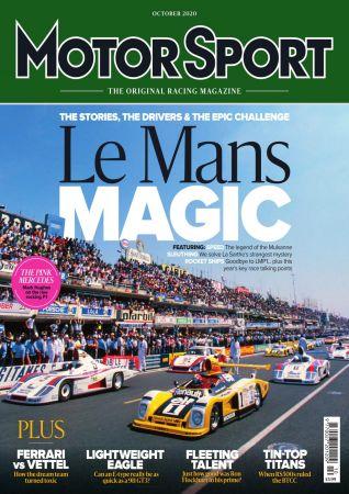 Motor Sport Magazine - October 2020