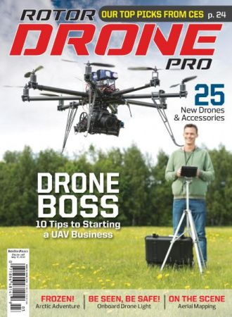 RotorDrone Pro   March/April 2020