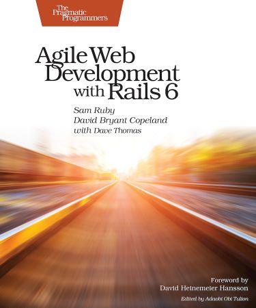 Agile Web Development with Rails 6 (True EPUB)