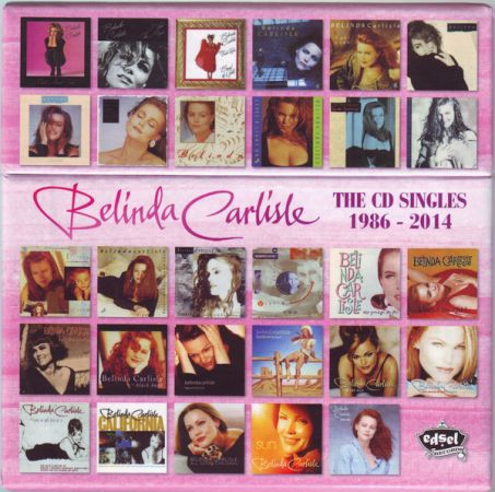 Belinda Carlisle   The CD Singles 1986 2014 (2015) MP3
