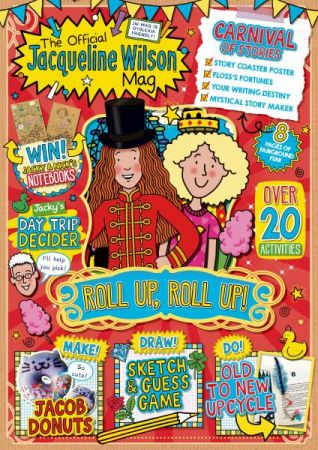 Official Jacqueline Wilson Magazine   Issue 176, 2020