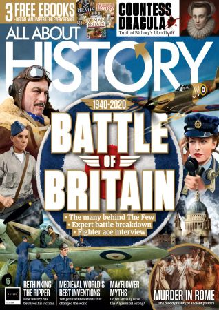 All About History   Issue 95, 2020