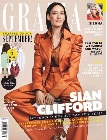 Grazia UK   21 September 2020