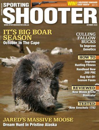 Sporting Shooter Australia   October 2020