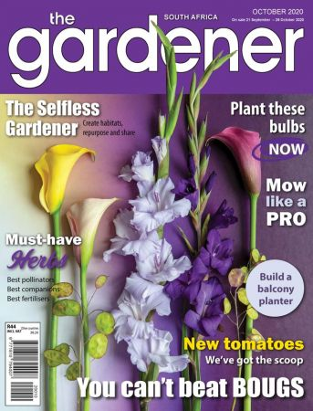 The Gardener South Africa   October 2020