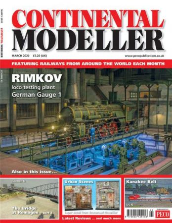 Continental Modeller   March 2020