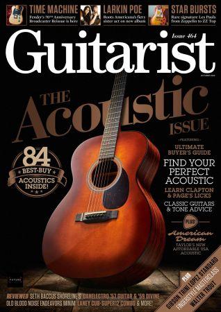Guitarist   October 2020